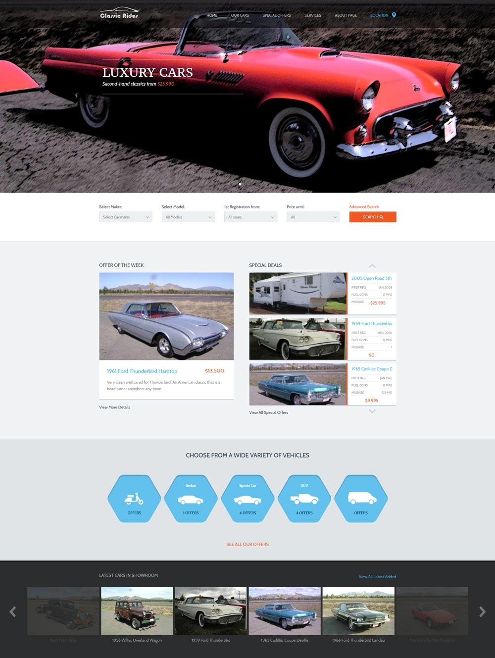 Cool Classic Rides